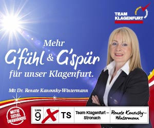 Mehr G'fühl & mehr G'spür für unser Klagenfurt - Mit Dr. Renate Kanovsky-Wintermann